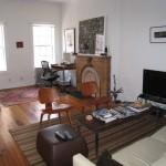 805 Greenwich Living Room