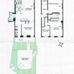 168 Waverly Lower Duplex Floorplan
