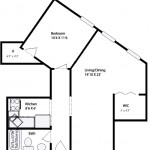 195 Prospect Park West 3B Floorplan