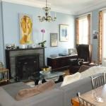 547 Hudson Living Room