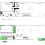 Floor Plan 547 Hudson Street Top Floor