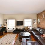Upper Duplex Living Room